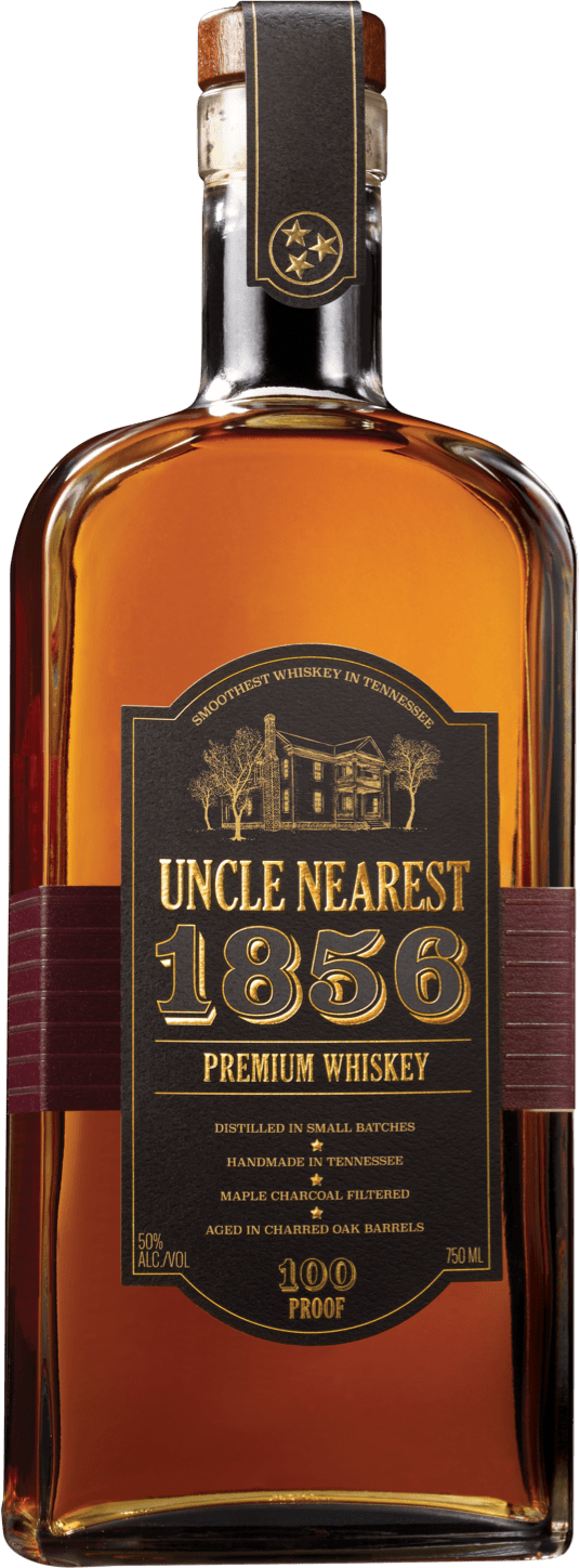 Uncle Nearest Premium Whiskey - 100 Proof from Tennessee Uncle ...